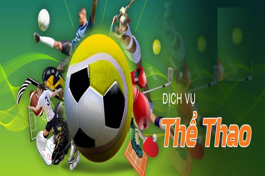 Dịch vụ thể thao đa dạng