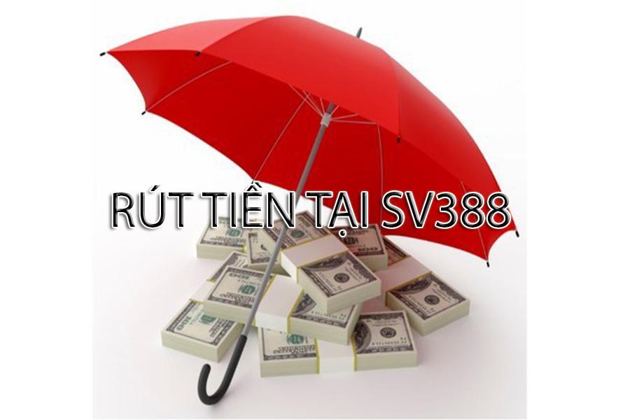 Rút tiền đơn giản tại trang cá cược đá gà SV388