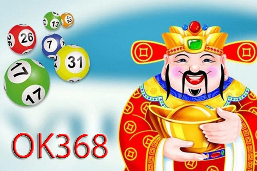 Trang mạng cá cược lô đề online OK368