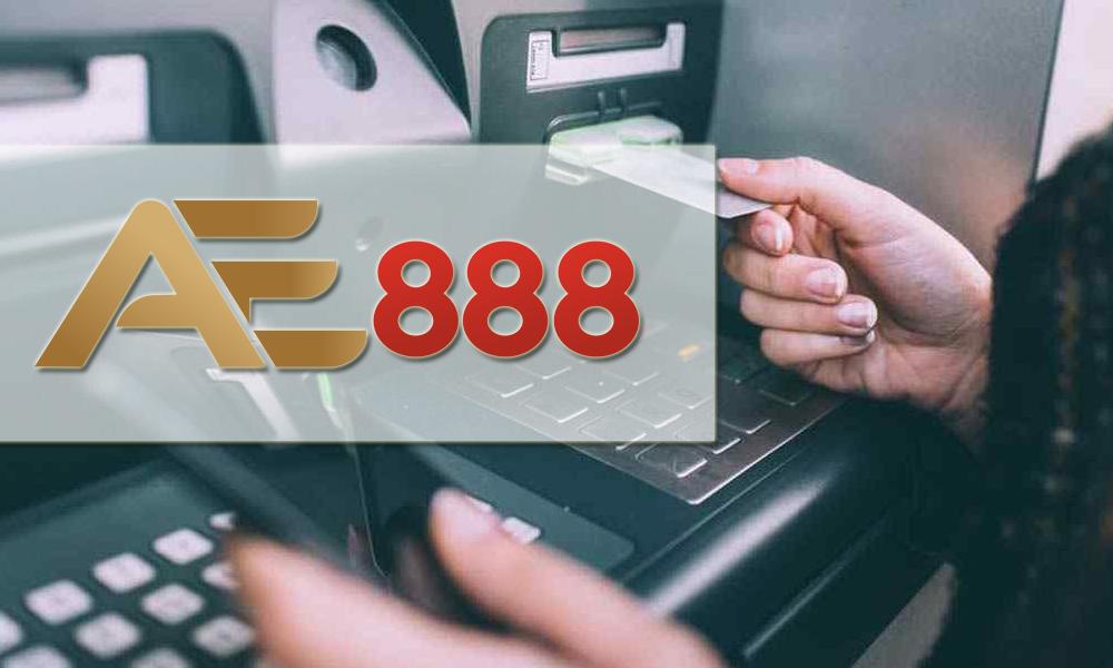 Rút tiền AE888 cá cược trực tuyến bằng tiền Việt