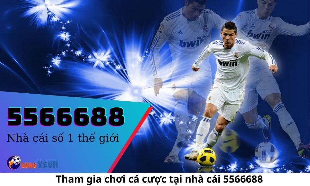 Tham gia chơi cá cược tại nhà cái 5566688